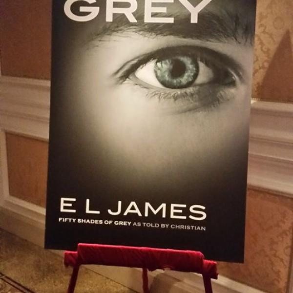 Grey el origen de 50 sombras
