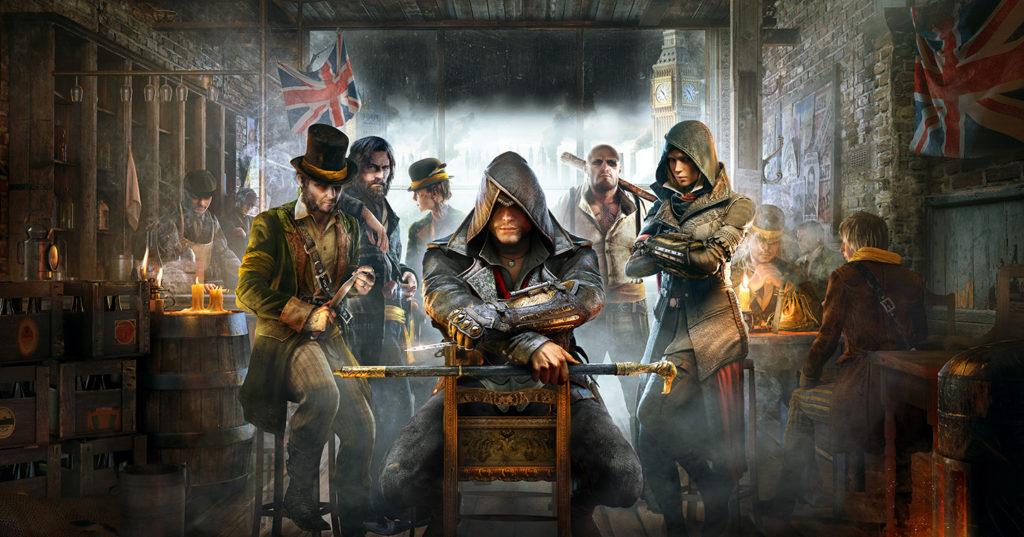 Assasins Creed Syndicate