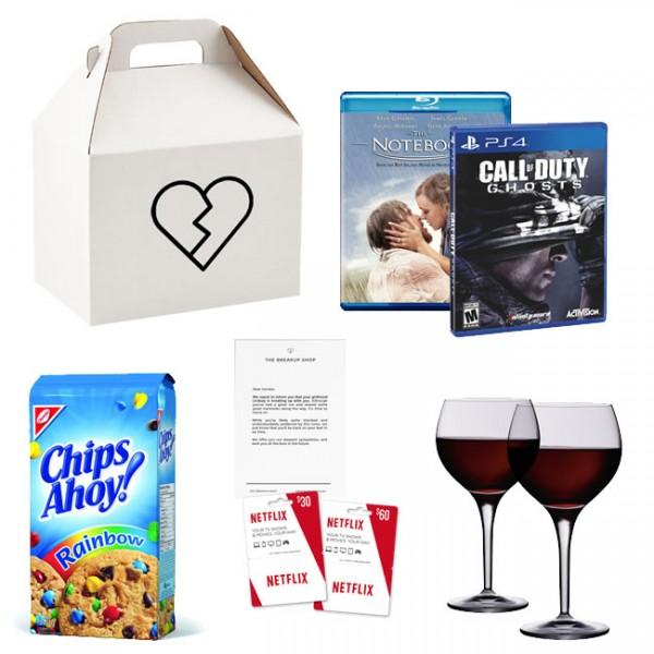BreakupShop gift