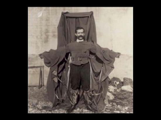 chaleco paracaidas