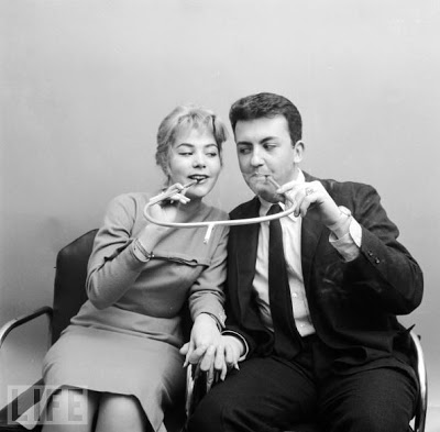 cigarrillo en pareja