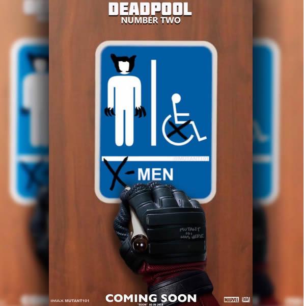 Adelanto de Deadpool 2 por Ryan Reynolds en su cuenta de Instagram