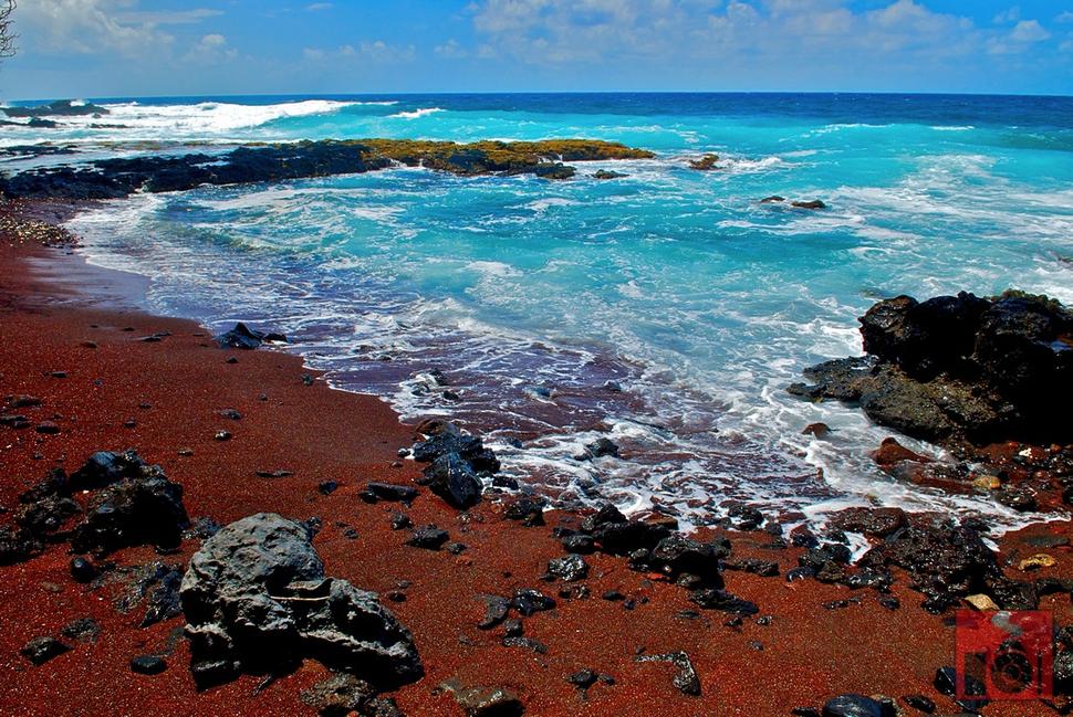 Rábida Playa Arena Roja