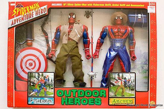 fail spider man