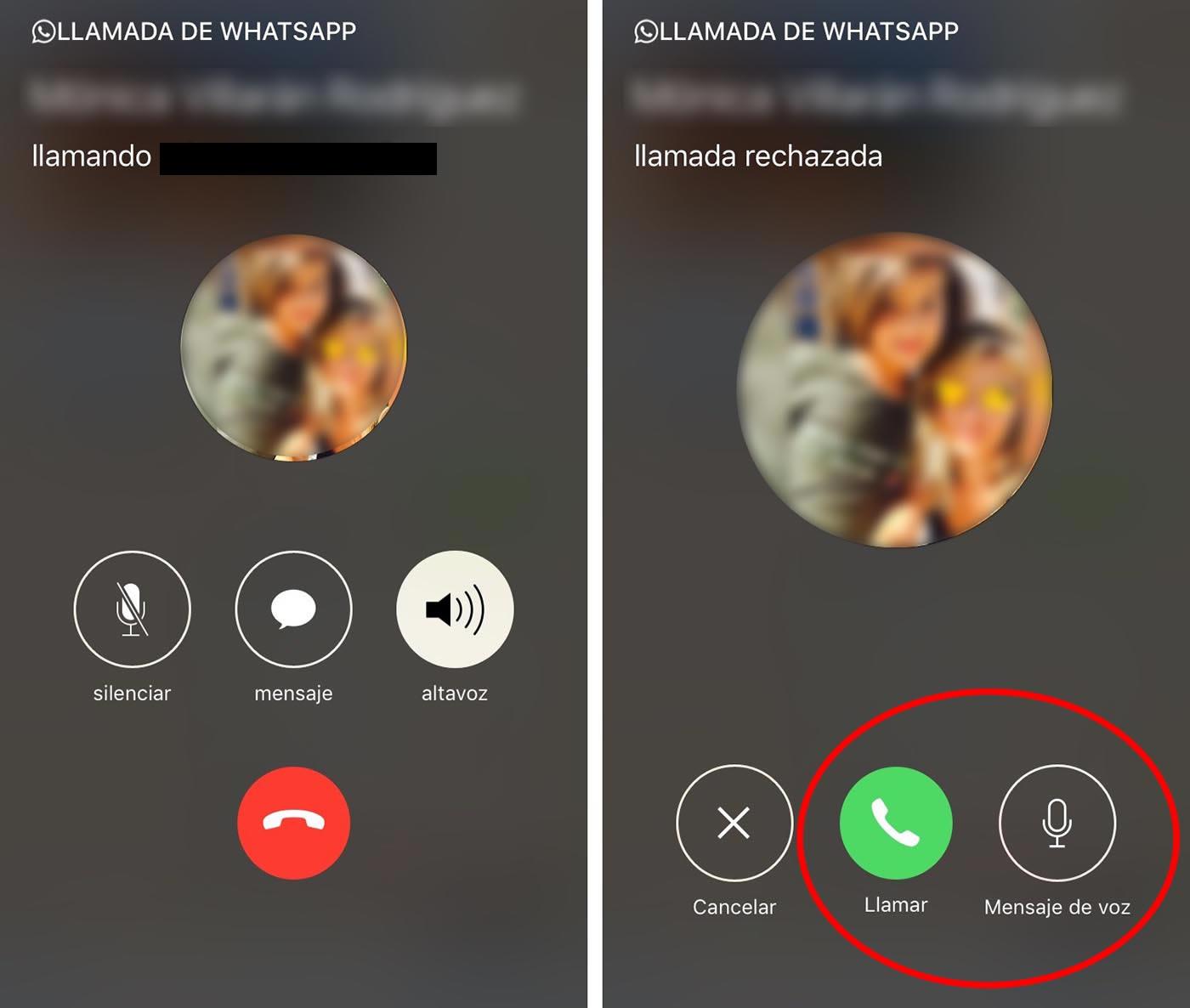 Buzón de Voz en Whatsapp