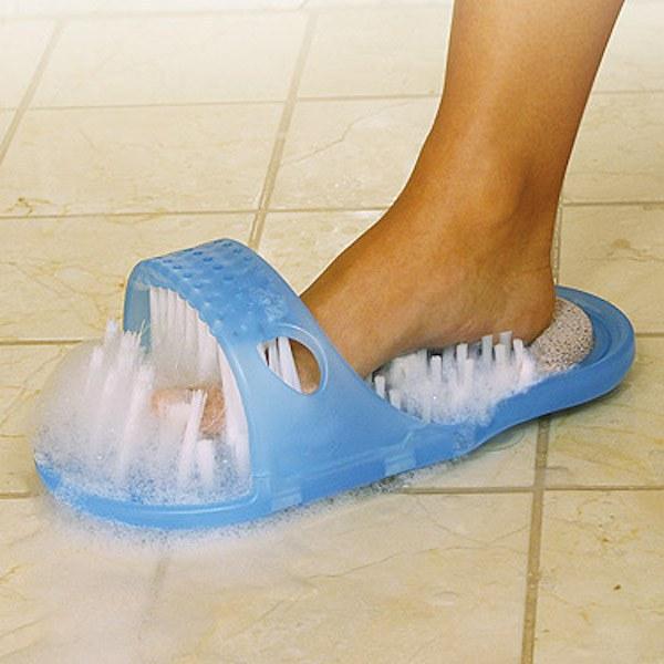 Zapatillas para la ducha