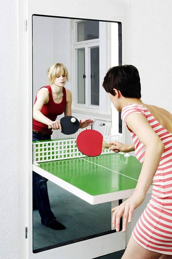 Ping Pong entre habitaciones