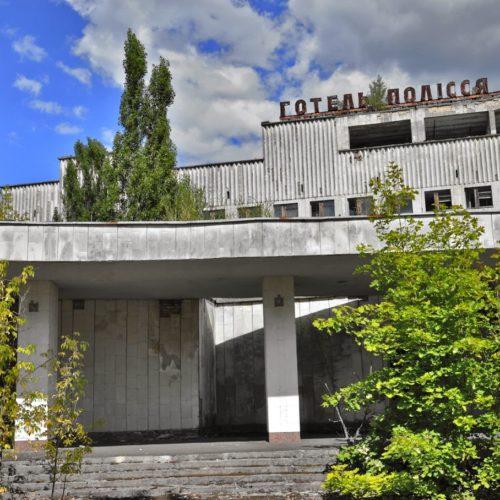 Pripyat ciudad fantasma
