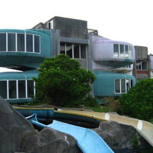 sanzhi casas ovni