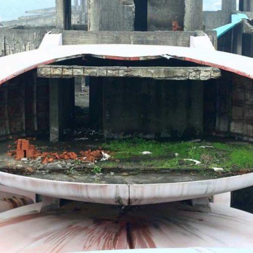 desolacion en sanzhi