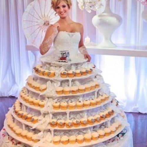 cup cakes bodas