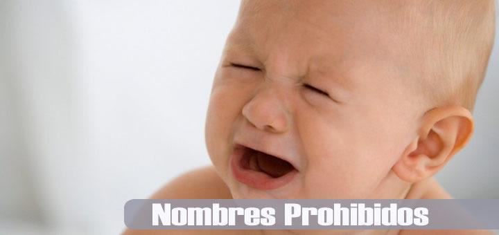 nombres prohibidos