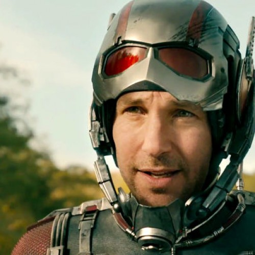 Ant-Man por Paul Rudd