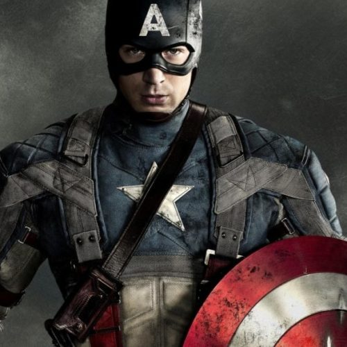 CAPITAN AMERICA CHRIS EVANS