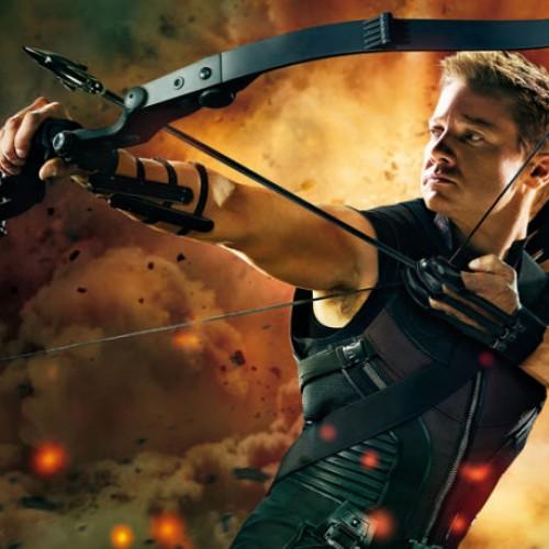 Hawkeye por Jeremy RenneR