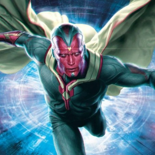 Vision por Paul Bettany