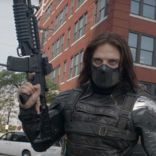 Winter Soldier por Sebastian Stan
