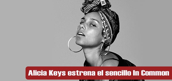 In Common Alicia Keys