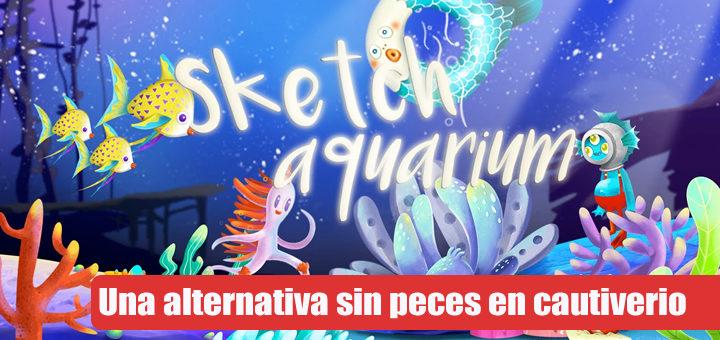 Sketch aquarium