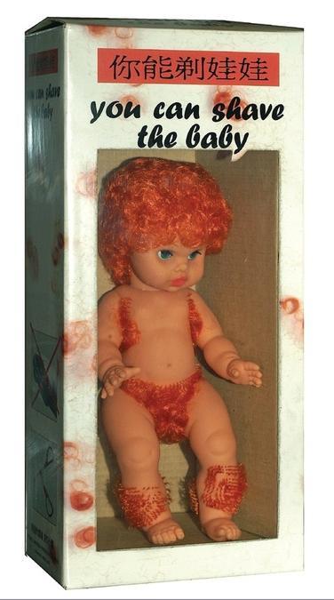 Bebe peludo