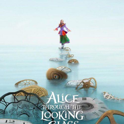 Alicia detrás del espejo poster