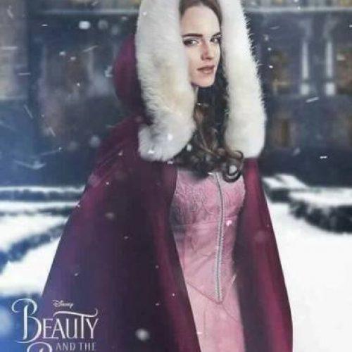 Bella en el castillo