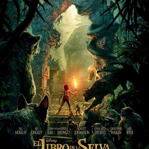 El Libro de la selva poster