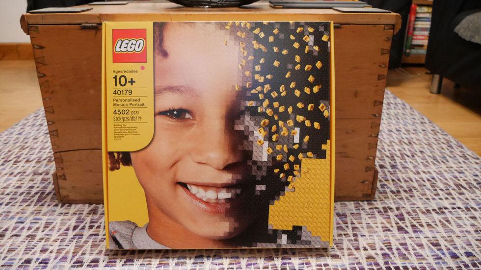 Caja de Mosaic Maker Lego