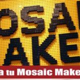 Mosaic Maker Lego