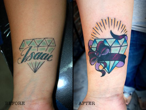tatuajes cubiertos