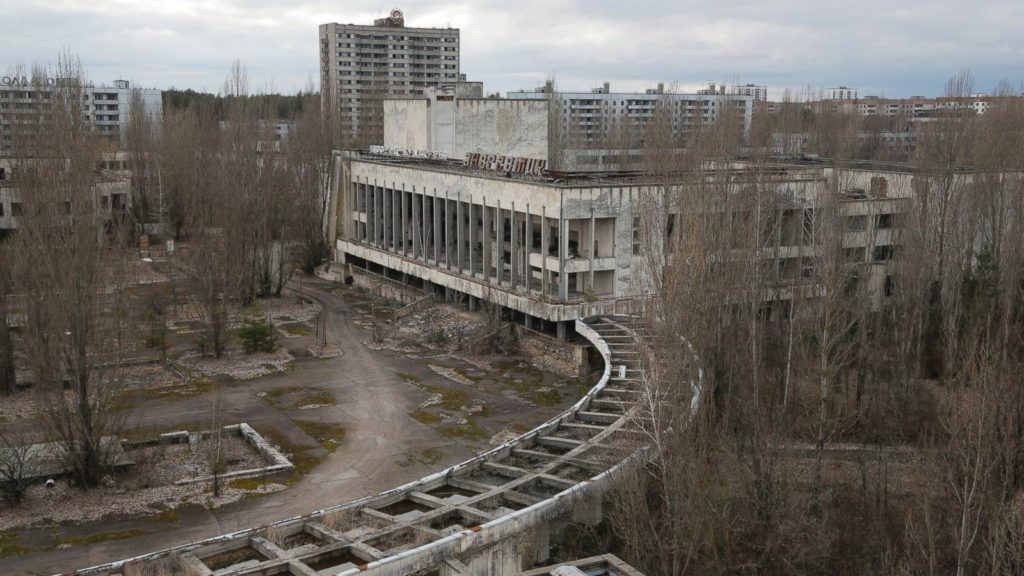 Pripyat 34 años
