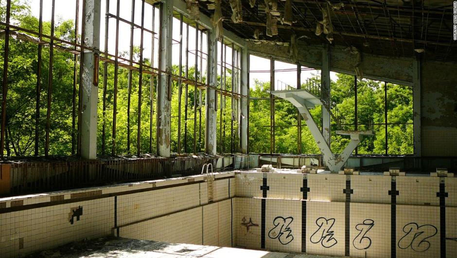 Piscina de Pripyat