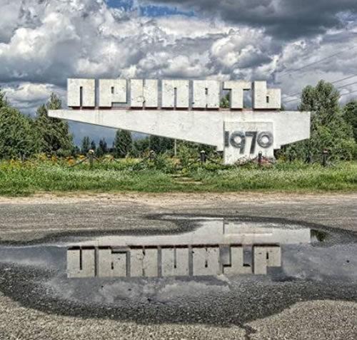 Pripyat Ciudad Fantasma  PARTE III, 34 años después